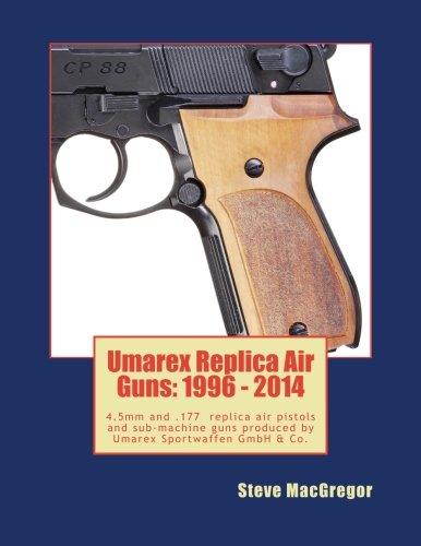 Umarex Replica Air Guns 1996-2014: 4.5mm steel BB and .177