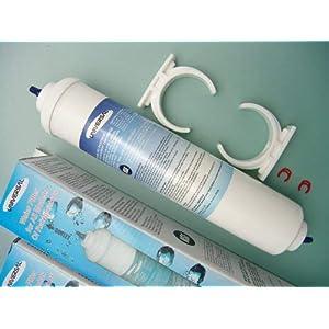 Microfilter - Filtro acqua Compatibile per frigorifero LG 5231JA2010B e Samsung DA29 - 10105J