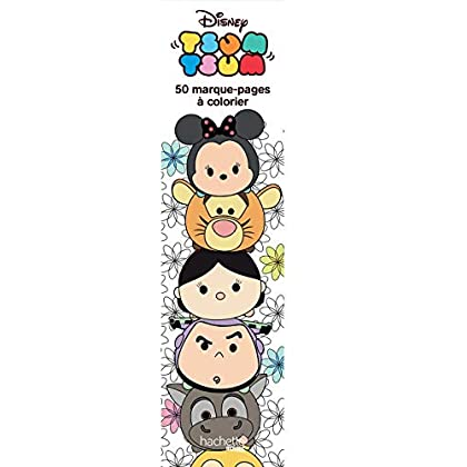 Marque pages Tsum Tsum