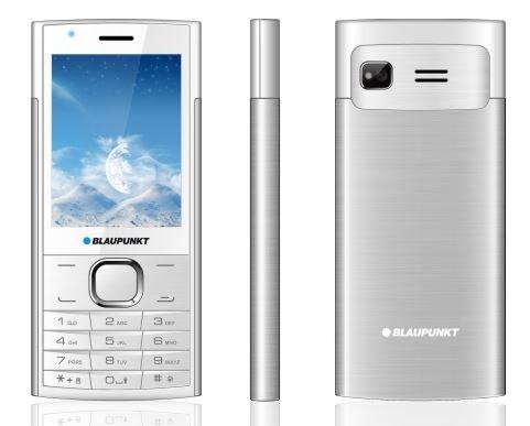 Blaupunkt FL 01 Weiß-Silber Mobiltelefon (Teil 32 Mb)