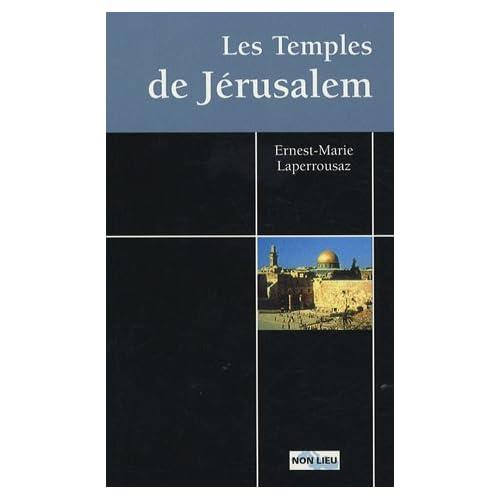 Les Temples de Jérusalem