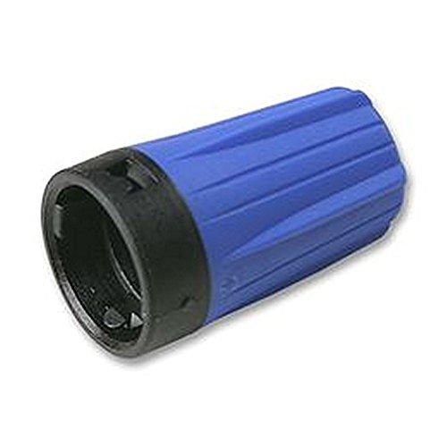 Kofferraum rearTWIST Blaue Stecker Zubehör, STIEFEL, rearTWIST, blau, Zubehör-Typ: Boot, für Verwendung mit: hinten Twist BNC 75Ohm Stecker, Nr. der Positionen:-SVHC: keine SVHC, Farbe: Blau Bnc-twist