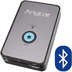 USB SD AUX MP3 Adapter + Bluetooth Freisprechanlage für Audi: Chorus 2, Concert 1/2 ,Symphony 1/2, Navigation Plus 1/2