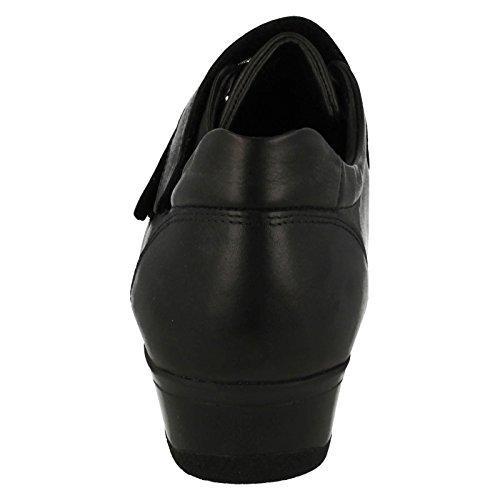Sandpiper , Sandales Plateforme femme Noir - noir