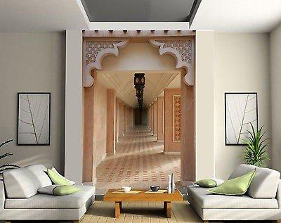 stickersnews-carta-da-parati-in-2-tappeto-tappezzeria-murale-decorativa-corridoio-rif-128-140-x-220-
