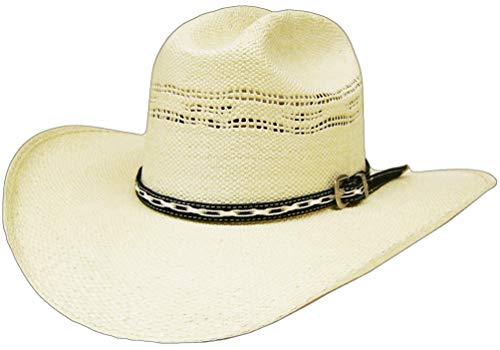 a01e70e98 Modestone Bangora Straw Chapeaux Cowboy X-Small 6 5/8 ''Sizes for Small  Heads''