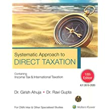 Systematic Approach to Direct Taxation