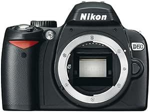 Nikon D60 Slr Digitalkamera 10 Megapixel Gehäuse