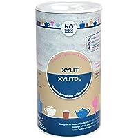 NO SUGAR SUGAR Xylit Streudose, zuckerersatz kalorienfrei, 19er Pack (19 x 400 g)