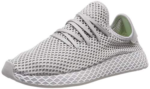adidas Herren Deerupt Runner Gymnastikschuhe Grau (Grey Two F17/Ftwr White/Hi/Res Yellow), 49 EU
