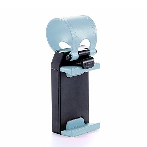 kfz halterung kfz lenkrad handy st nder halterung clip. Black Bedroom Furniture Sets. Home Design Ideas