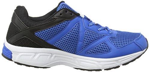 Hi-tec R200, Herren Outdoor Fitnessschuhe Blau (Cobalt/black/silver)