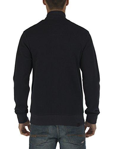 Bench Herren Sweatshirt Immobile Blau (Total Eclipse NY031)