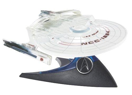 Hot Wheels Star Trek Battle Damaged U.S.S. Reliant NCC-1864 (Star Trek-battle Damaged)