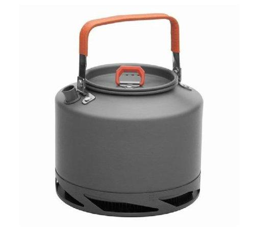 fire maple heat exchanger outdoor kettle camping teekanne coffee topf 1 5l uksportsoutdoors. Black Bedroom Furniture Sets. Home Design Ideas