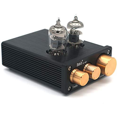 DollaTek 6J1 Mini-Röhrenvorverstärker Audio Hi-Fi Stereo-Vorverstärker Höhen-Basssteuerung