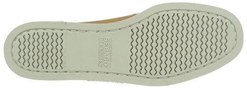 Sebago Women's Docksides Twoeye Oxford, Tan Leather, 10 M US Tan Leather