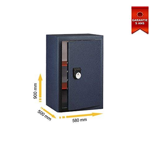 Cassaforte Mobile Monolitica combinazione elettronica digitale serie 330Stark 339580x 900x 500mm