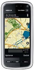 Nokia 5800Navigation Edition Smartphone (GPS, 3,2MP, WiFi, Edge, UMTS, HSDPA,, MP3, Ovi Cartes)