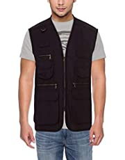 Club Twenty One Workwear Men and Women Multi Pocket Outdoor Adventure Vest (Parent_HikingVest)