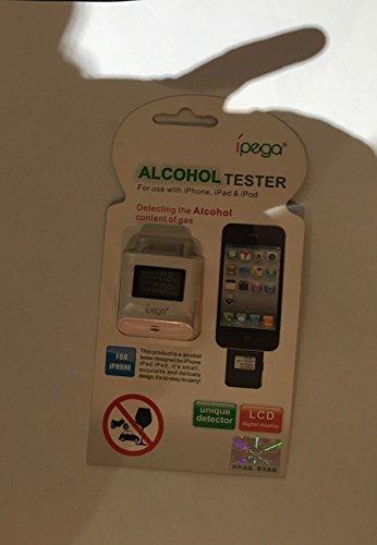 Alkoholtester für iPhone, iPod & iPad