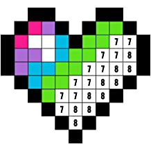 Colour by Number: Free Colouring Book - Pixel Art