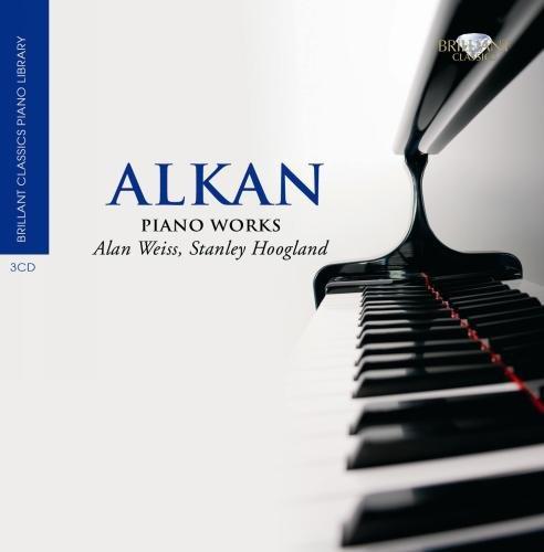Brilliant Classics Piano Library - Alkan: Piano Works