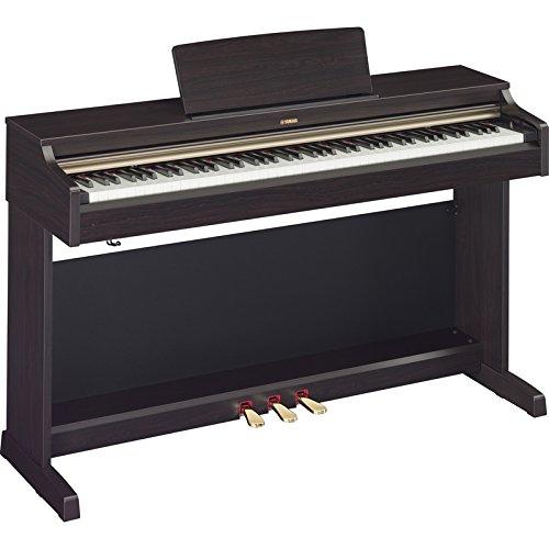 E-Piano Yamaha YDP162 Rosenholz, Set - Abverkauf