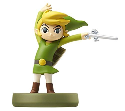 Nintendo   Figura amiibo Link Wind Waker  Colección Zelda