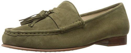 Sam Edelman Womens Therese Slip-On Loafer vert mousse