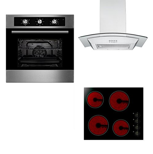 unbranded-oven-hob-hood-package-cookology-60cm-built-in-electric-fan-oven-knob-control-ceramic-hob-c
