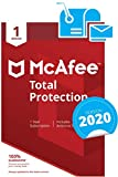 McAfee Total Protection 2020 | 1 Device | PC/Mac/Android/Smartphones | Activation code by post