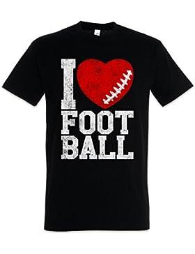 I Love Football III T-Shirt – Tamaños S – 5XL
