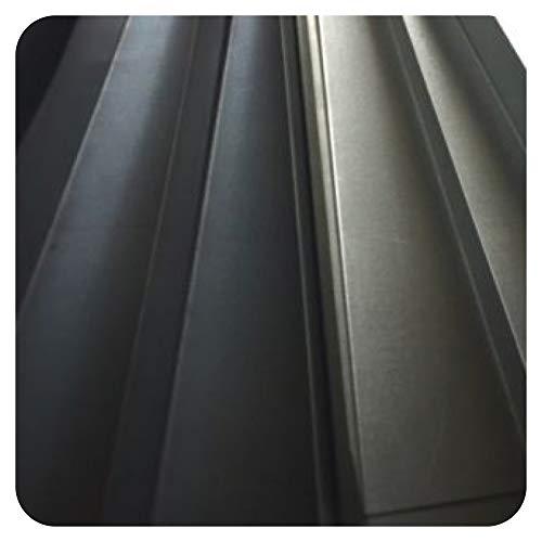 Winkel 90° L Profil Kantenschutz, Eckwinkel nach Auswahl Länge: 1000mm (1mm x 20mm x 80mm)