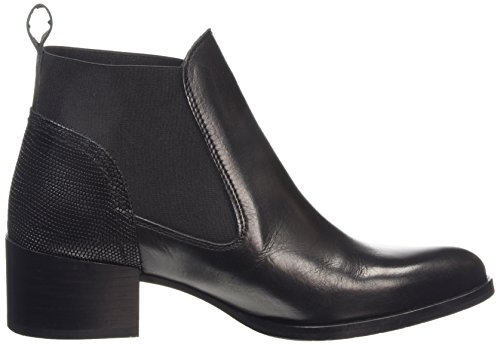 Sofie Schnoor - Leather Boot, Stivaletti Donna Nero (Nero (nero))
