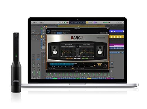 IK Multimedia 03-90097 ARC System 2.5 zum Einmessen und Korrigieren der Raumakustik