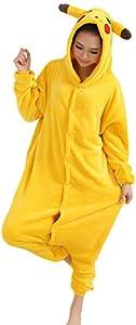 Pijama/mono con diseño de Pikachu, de Everglamour
