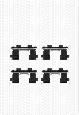 Preisvergleich Produktbild TRISCAN 8105 101620 Bremskraftverstärker