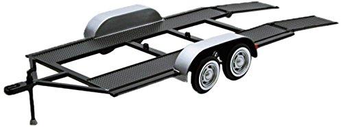 Die-Cast Metal Trailer (Auto Anhänger), Motor Max 1:24 (Motor Max-die Cast-autos)