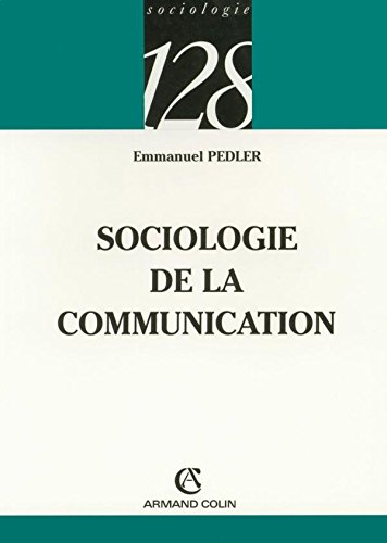 Sociologie de la communication