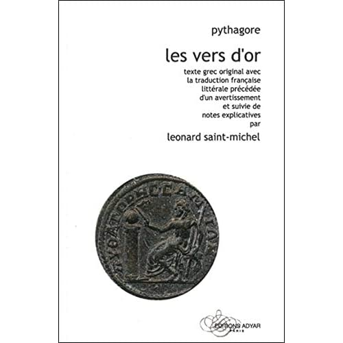 Les Vers d'Or - Pythagore