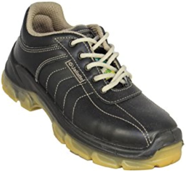 jallatte mc237040 sbea Business Zapatos de Trabajo Guantes Plano Negro