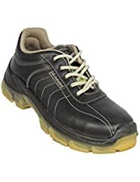 MaxguardDustin D031 - Zapatos de Seguridad Unisex Adulto, Color Negro, Talla 44