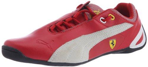 Puma FUT Cat M2SF NM JR, Jungen Sneaker, rot - Rot (Rouge) - Größe: 37 (Puma Schuhe Ferrari Weiss)