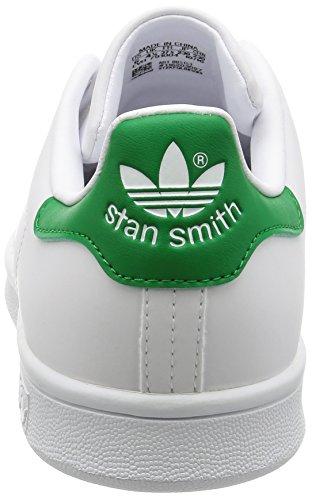 adidas Stan Smith W, Scarpe da Tennis Donna White