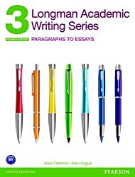 longman academic writing series 3 paragraphs to essays about education