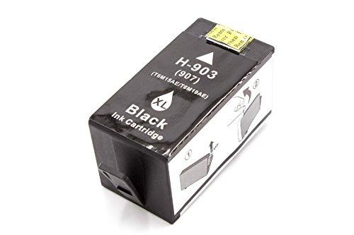 vhbw cartuccia dŽinchiostro compatibile nero per stampante HP OfficeJet Pro 6970, 6971, 6974, 6975, 6976, 6978, 6979 sostituisce HP 907XL