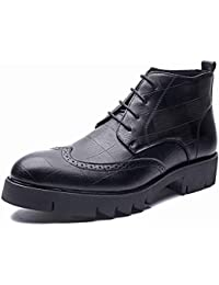 50 Uomo Lacci EUR Amazon Senza it 20 Stivali Scarpe Scarpe 4YwWq4PC6
