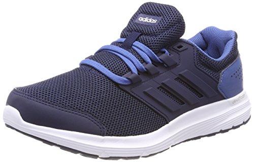 Adidas Galaxy 4 m, Zapatillas de Entrenamiento para Hombre, Azul (Collegiate Navy/Collegiate Navy/Ash Blue 0), 40 EU