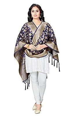 Rani Saahiba Women's Art Silk Dupatta